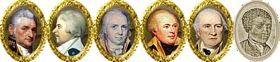 USA Historical Characters