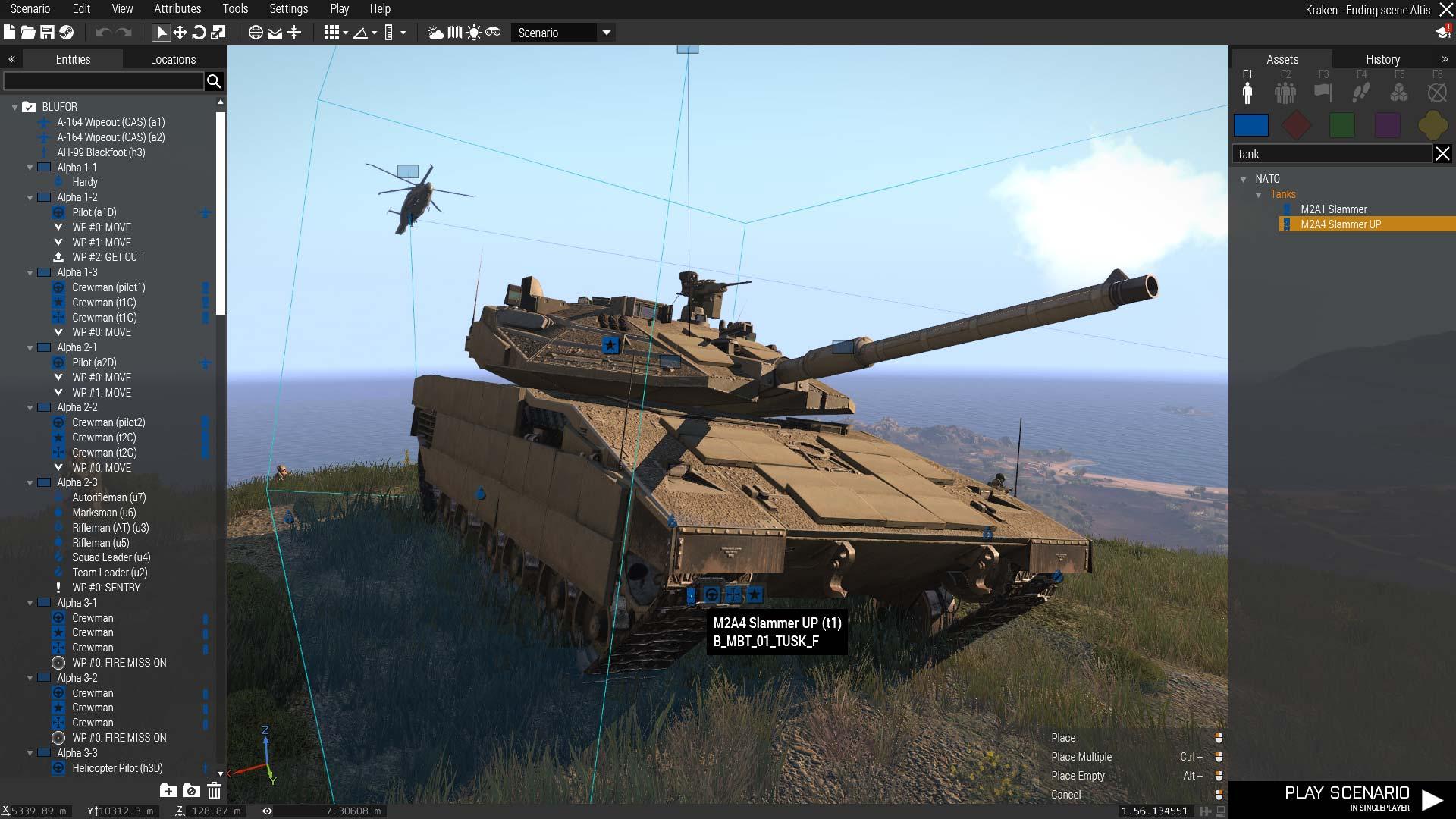 Arma 3 3d Editor image - RostRazzor - Mod DB