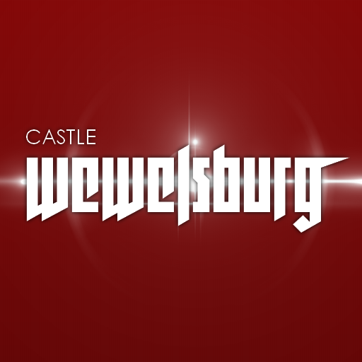 Castle Wewelsburg Official Logo made by Titeuf