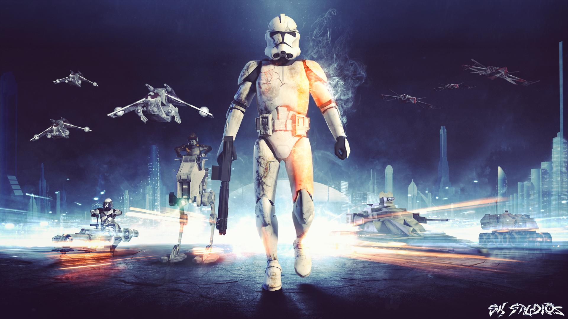 star wars battlefront (bf3 edition) republic image - arek15arekde