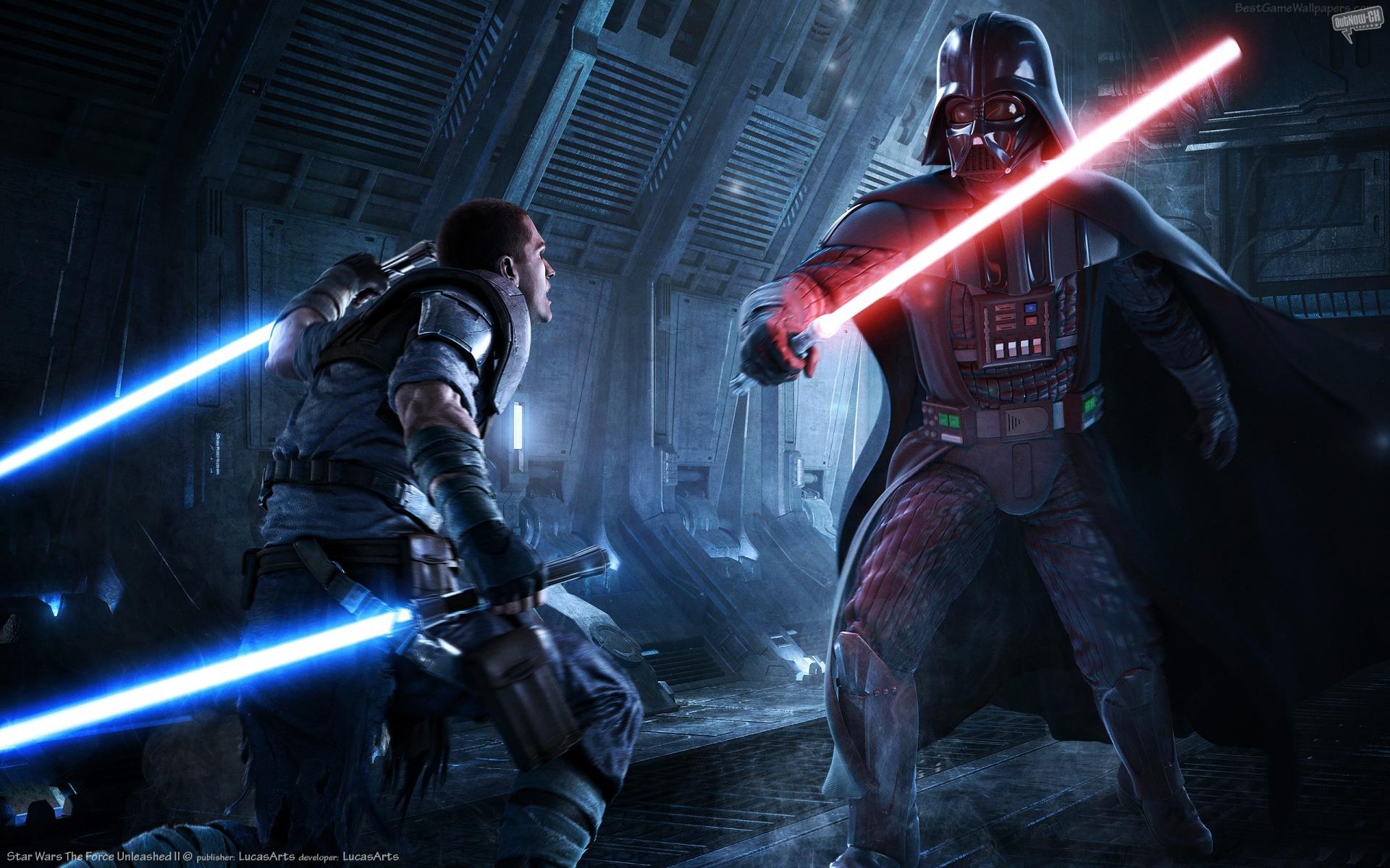 star wars the force unleashed ii wallpaper 01 image - arek15arekde