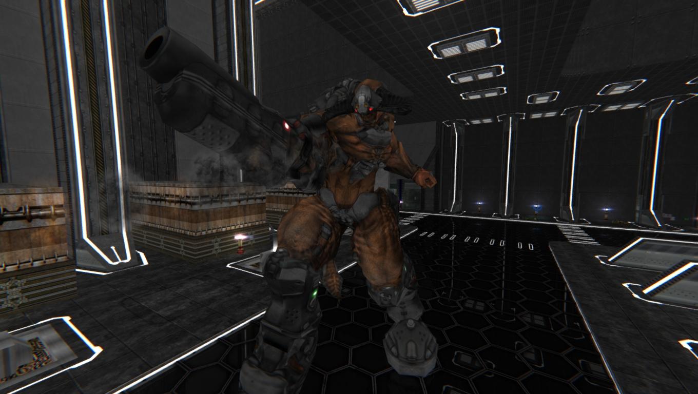 Cyberdemon revamp