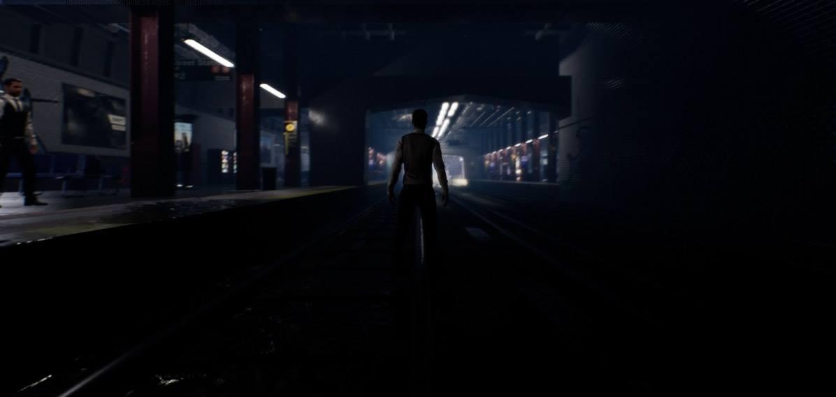 Vampire Standing Screenshot
