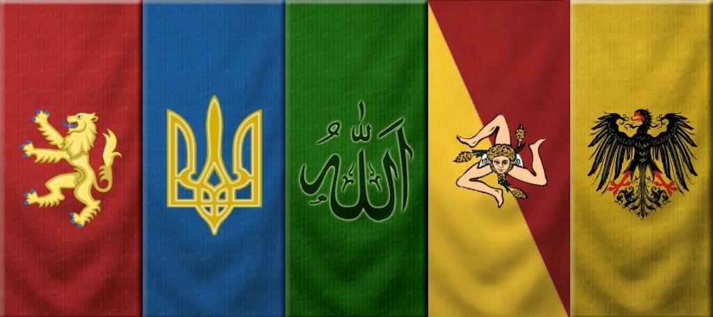 Banners kingdom
