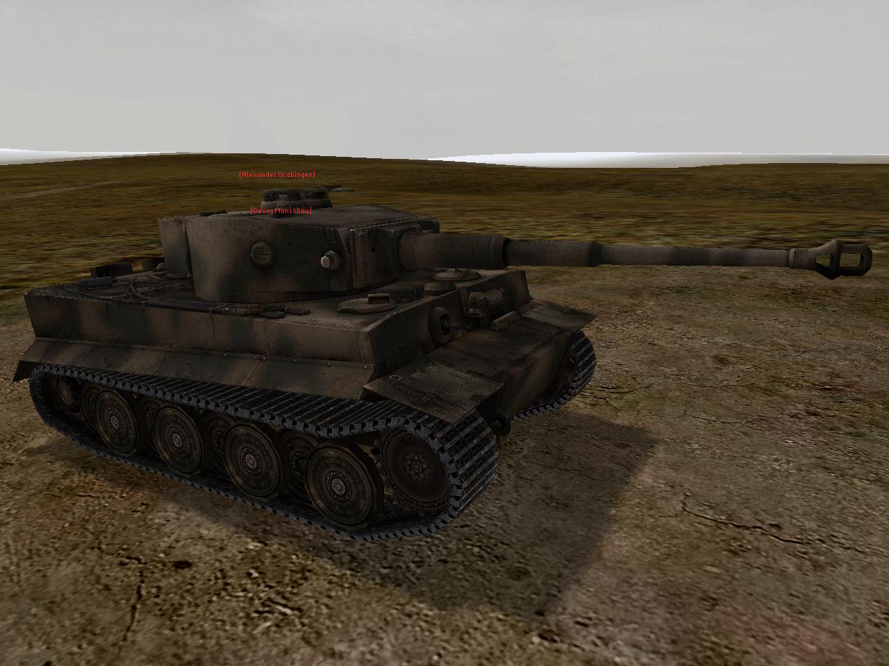 tiger rus
