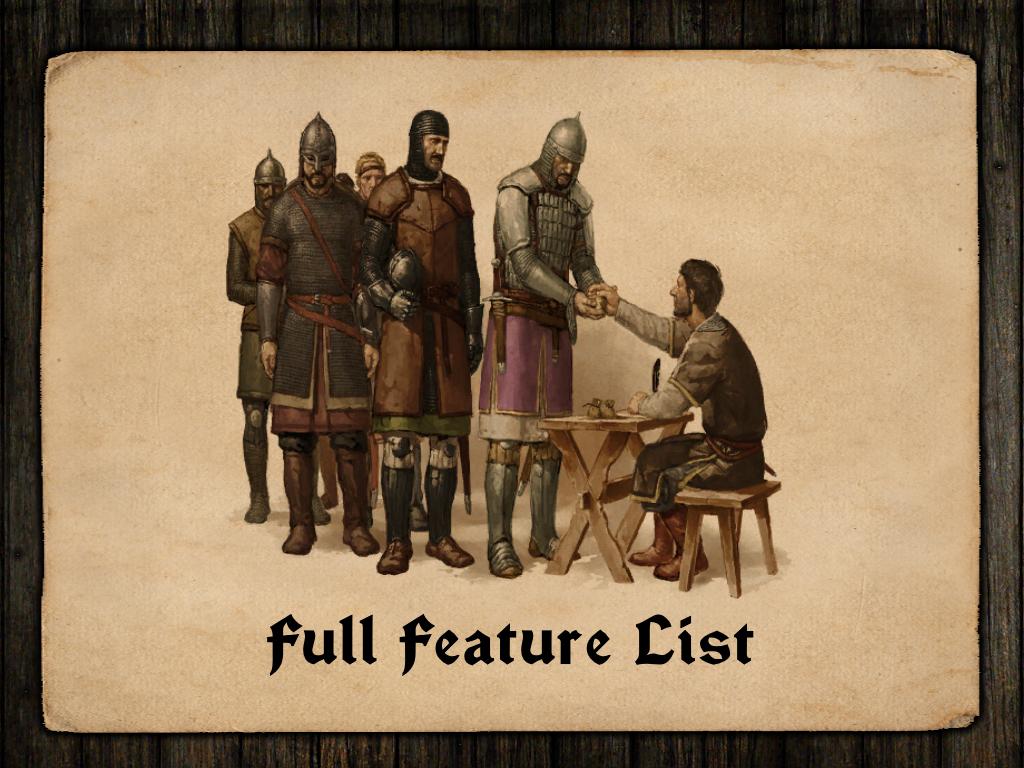 FeatureList