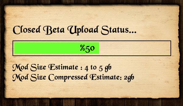 Mod Upload Status