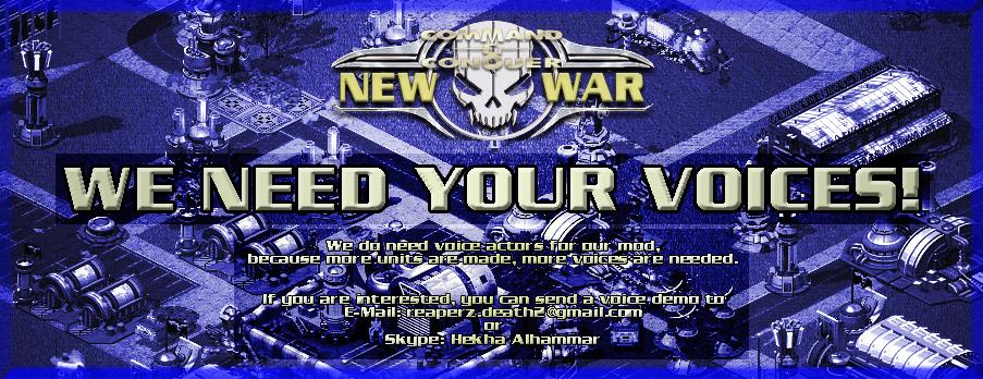 YRNW Voice Recruitment Pic