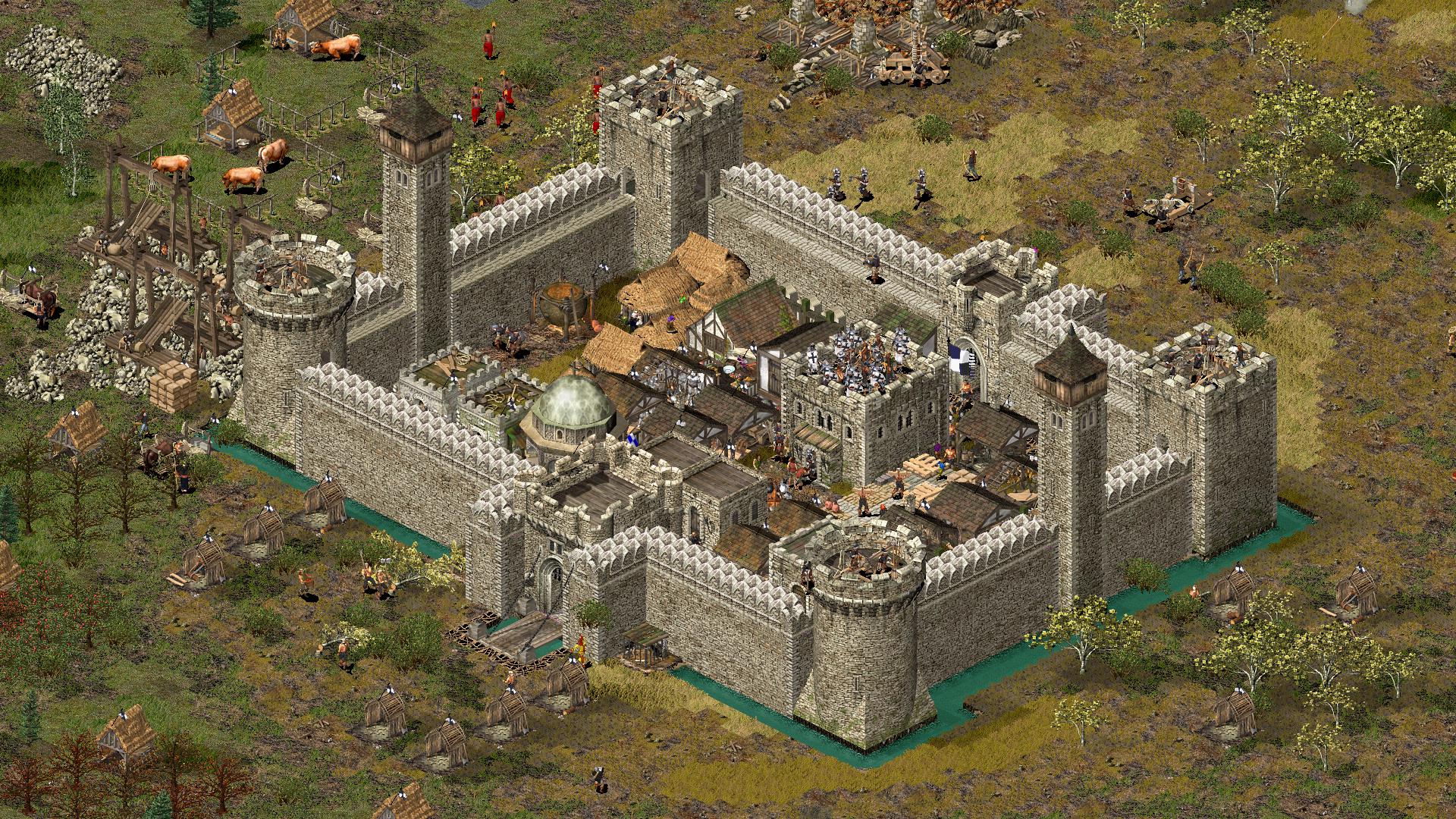 Stronghold Crusader 2021 05 27 0