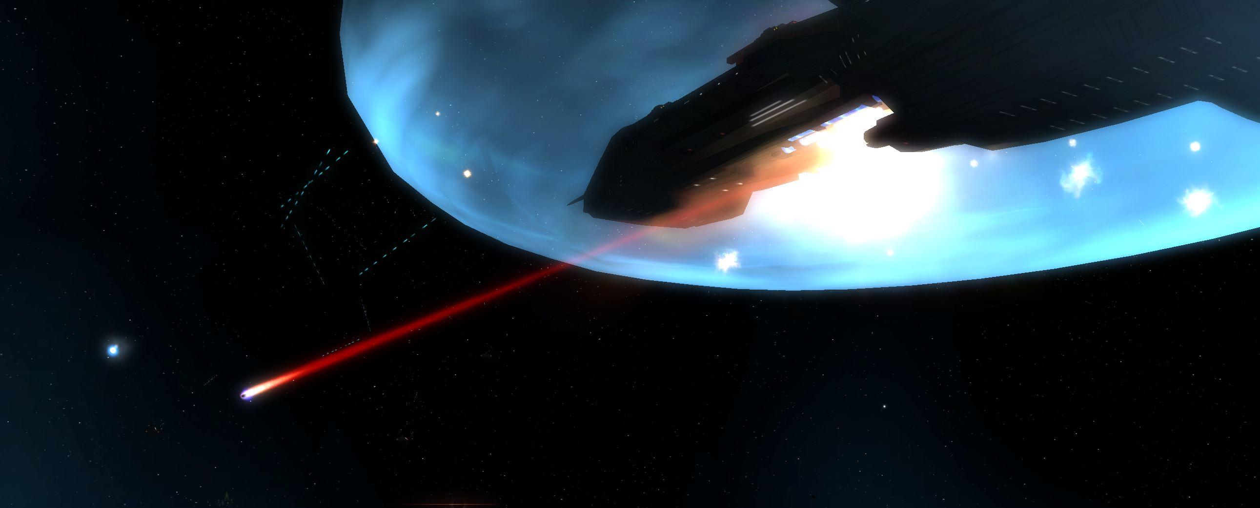 Tartarus Cannon Firing 01