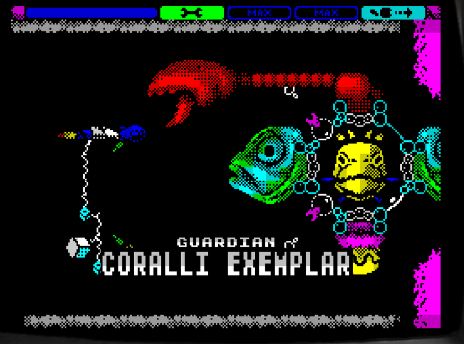 Coral Boss 1