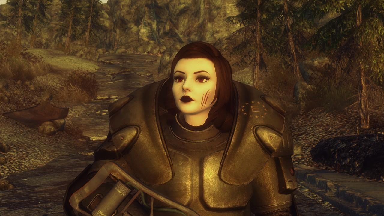Elizabeth Race Mod For Fallout 3 feature - Mod DB