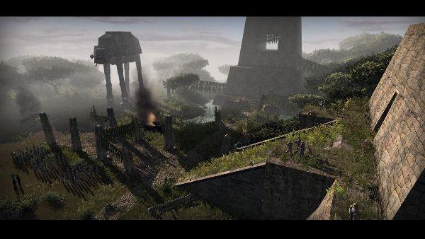 Star Wars - Galaxy At War mod for Men of War: Assault Squad