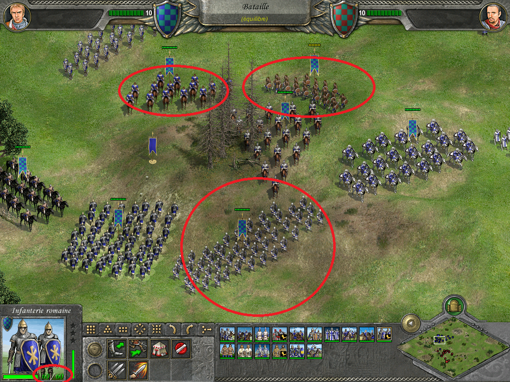 Knights of Honor Windows game