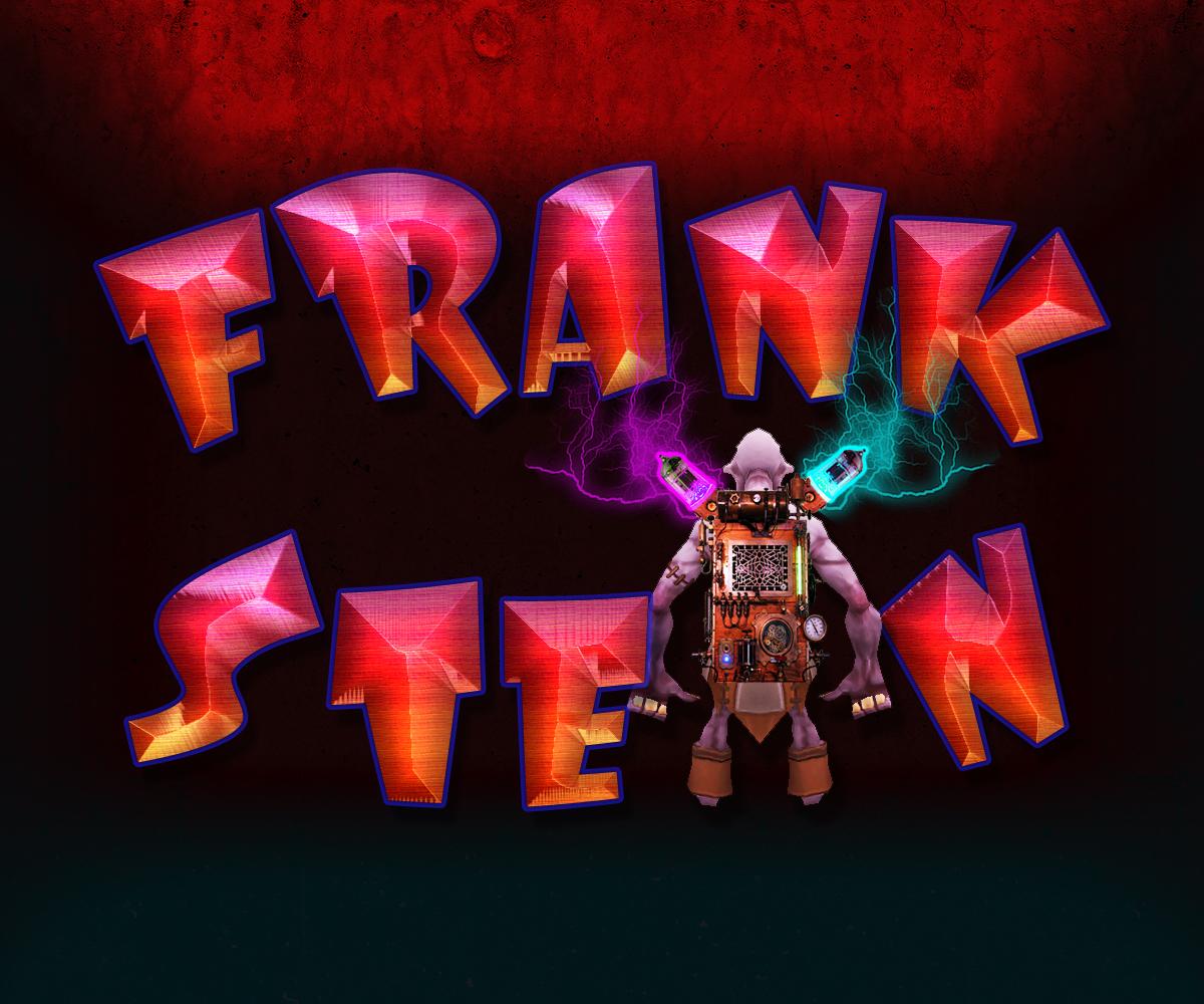 Frank Stein Logo 04