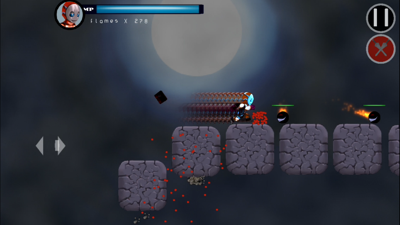 current gameplay