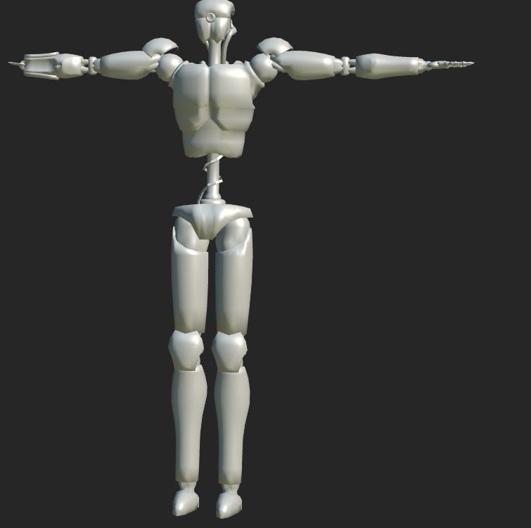 server droid model 1