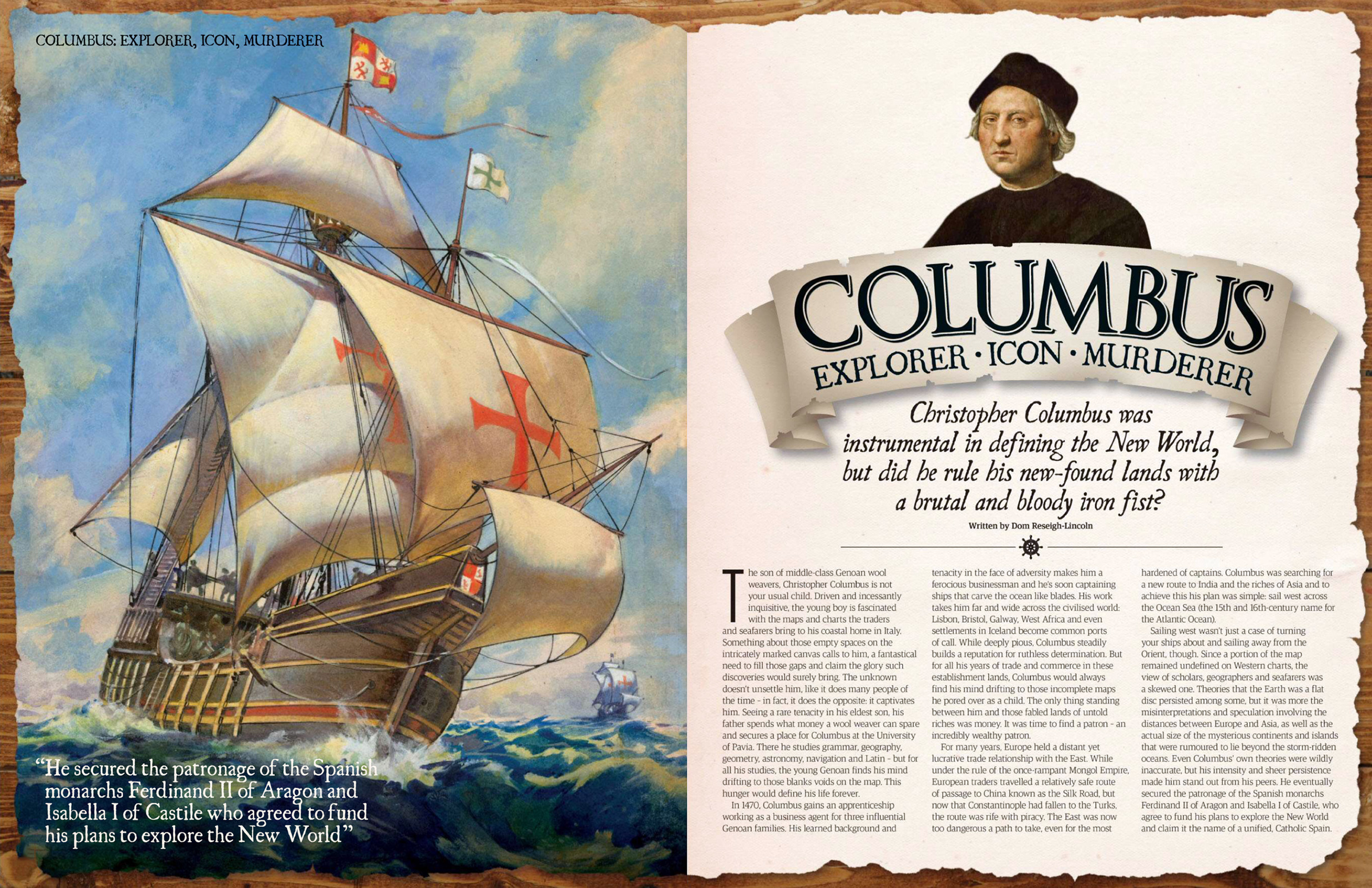 a biography of christopher columbus an italian navigator and explorer Christopher columbus (1451–1506) was an italian navigator who accidentally discovered a route from europe to the americas columbus hoped he could reach asia.