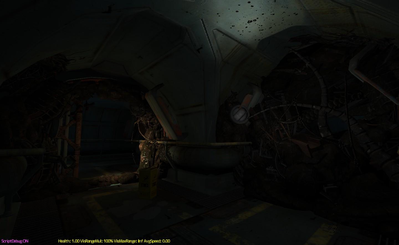 Screenshot for the new Tau map.