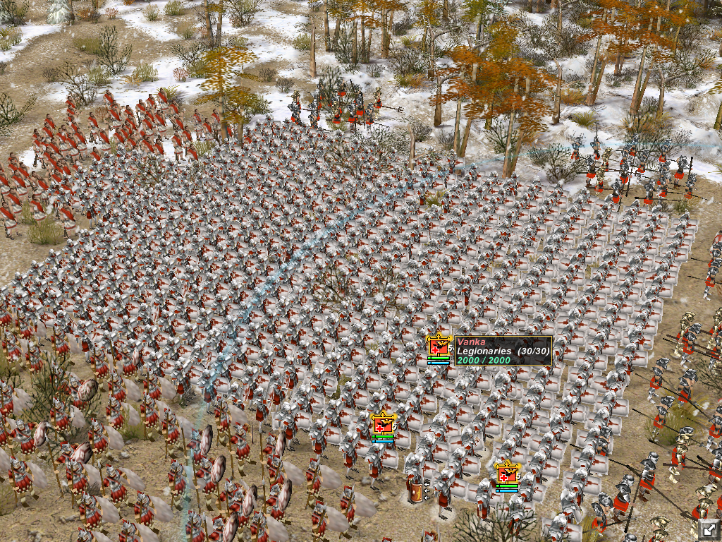 Legion XII Attack
