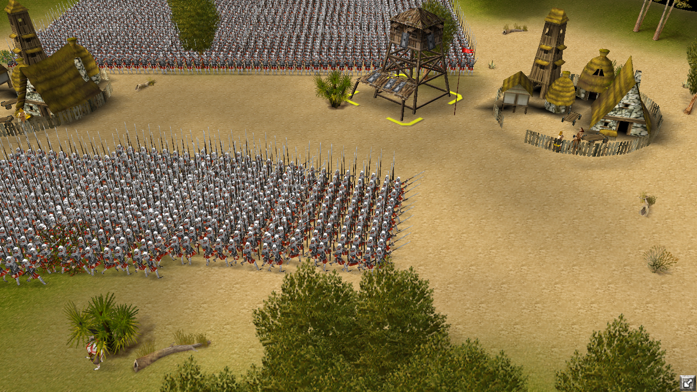 Romans March