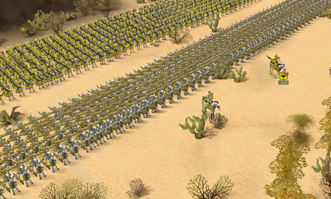 Romans Shieldwall Formation
