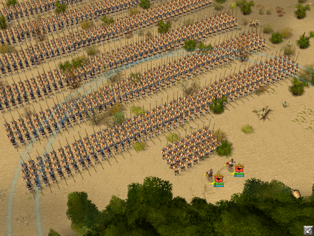 Hoplites's March