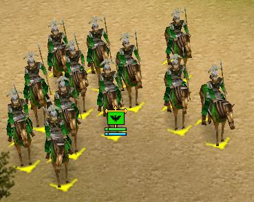 Mongols Guard
