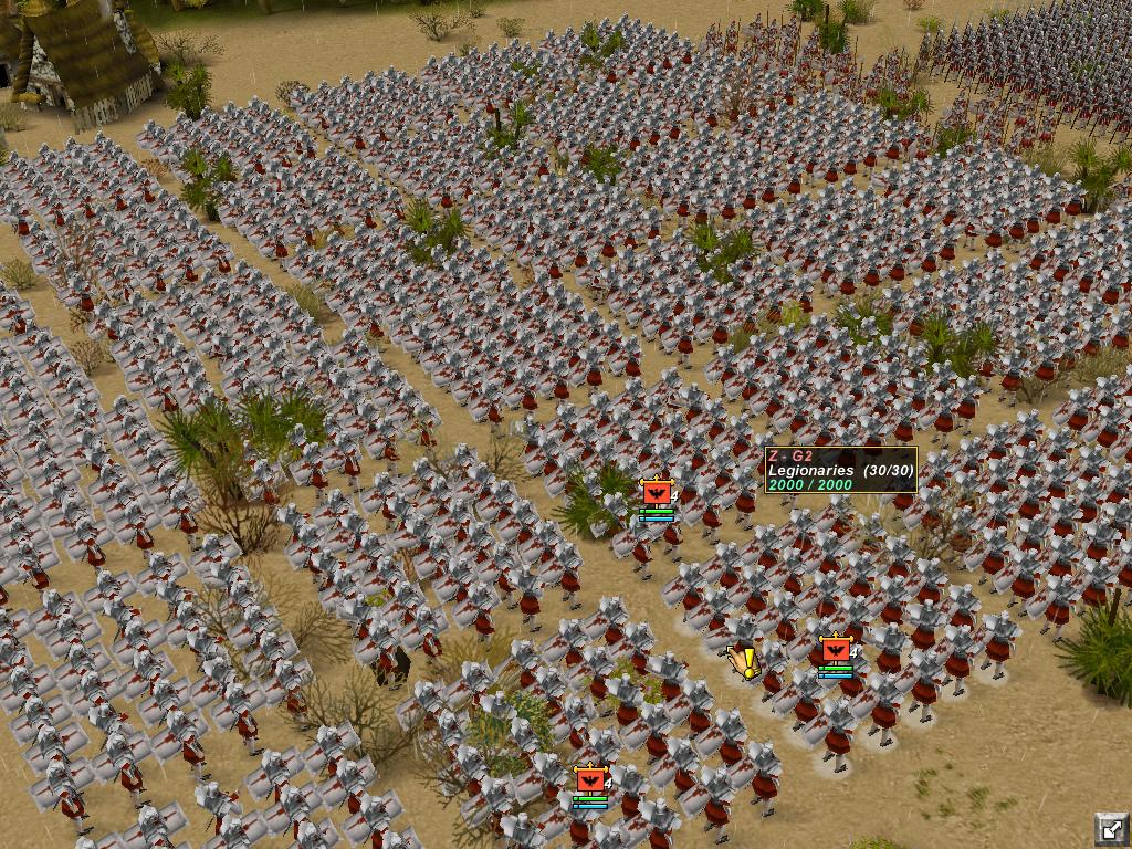 Romans's March