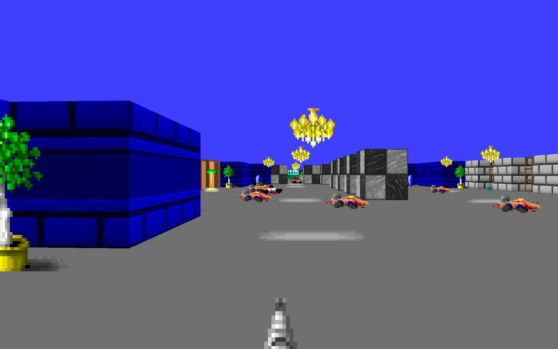 E2M8: Acid Trip in Legoland