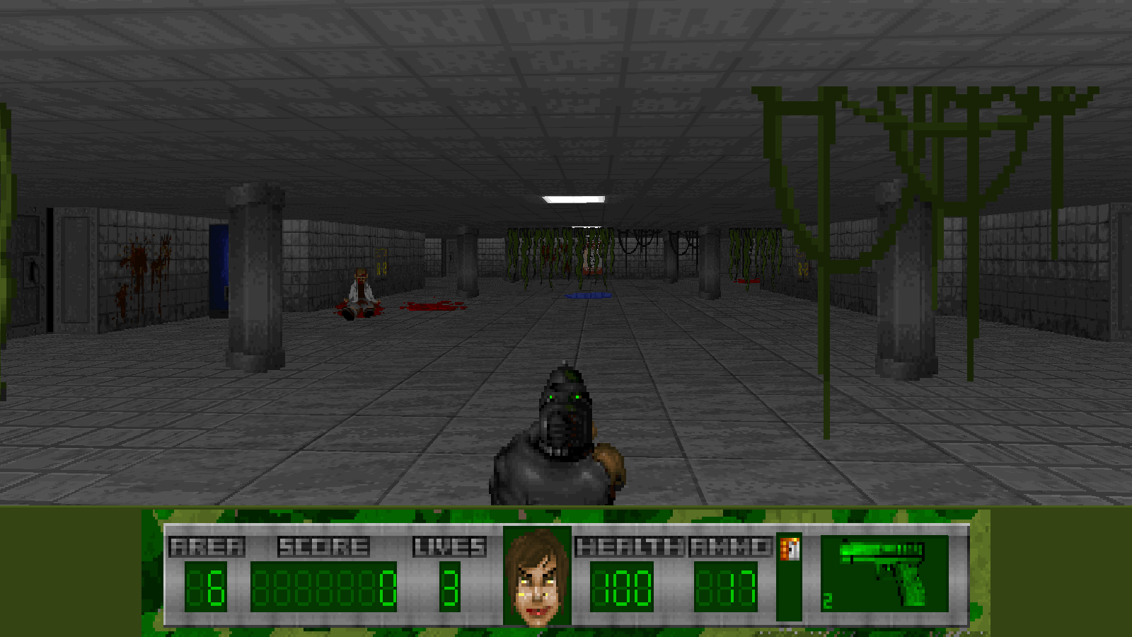 Operation serpent mod for wolfenstein 3d mod db for Wolfenstein 3d