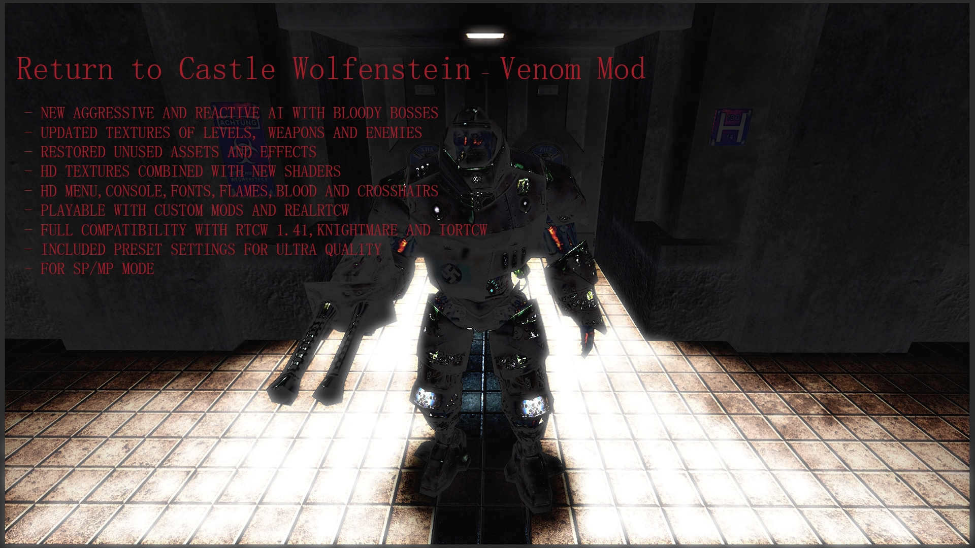 return to castle wolfenstein torrent