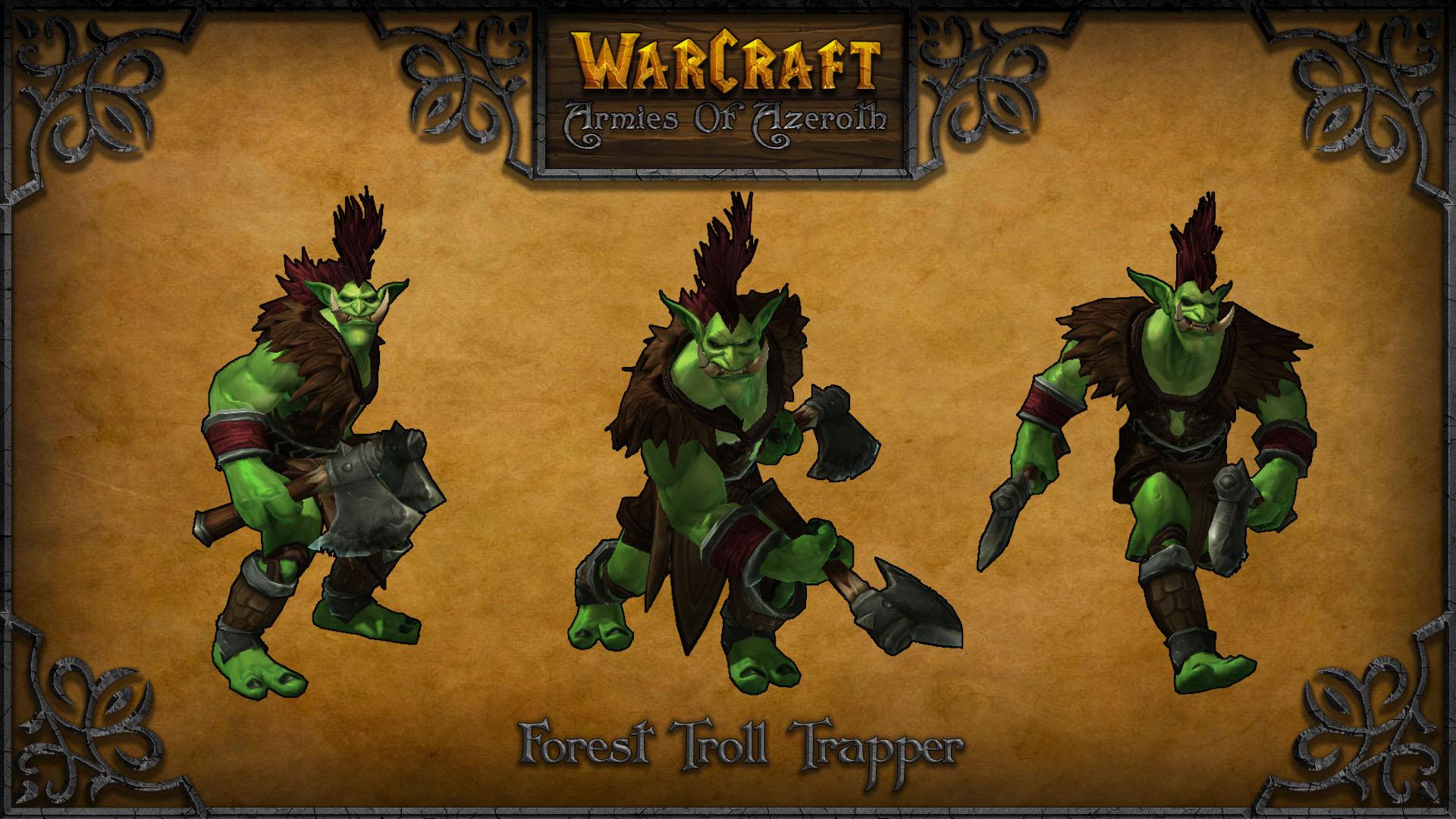 ForestTroll Trapper 1