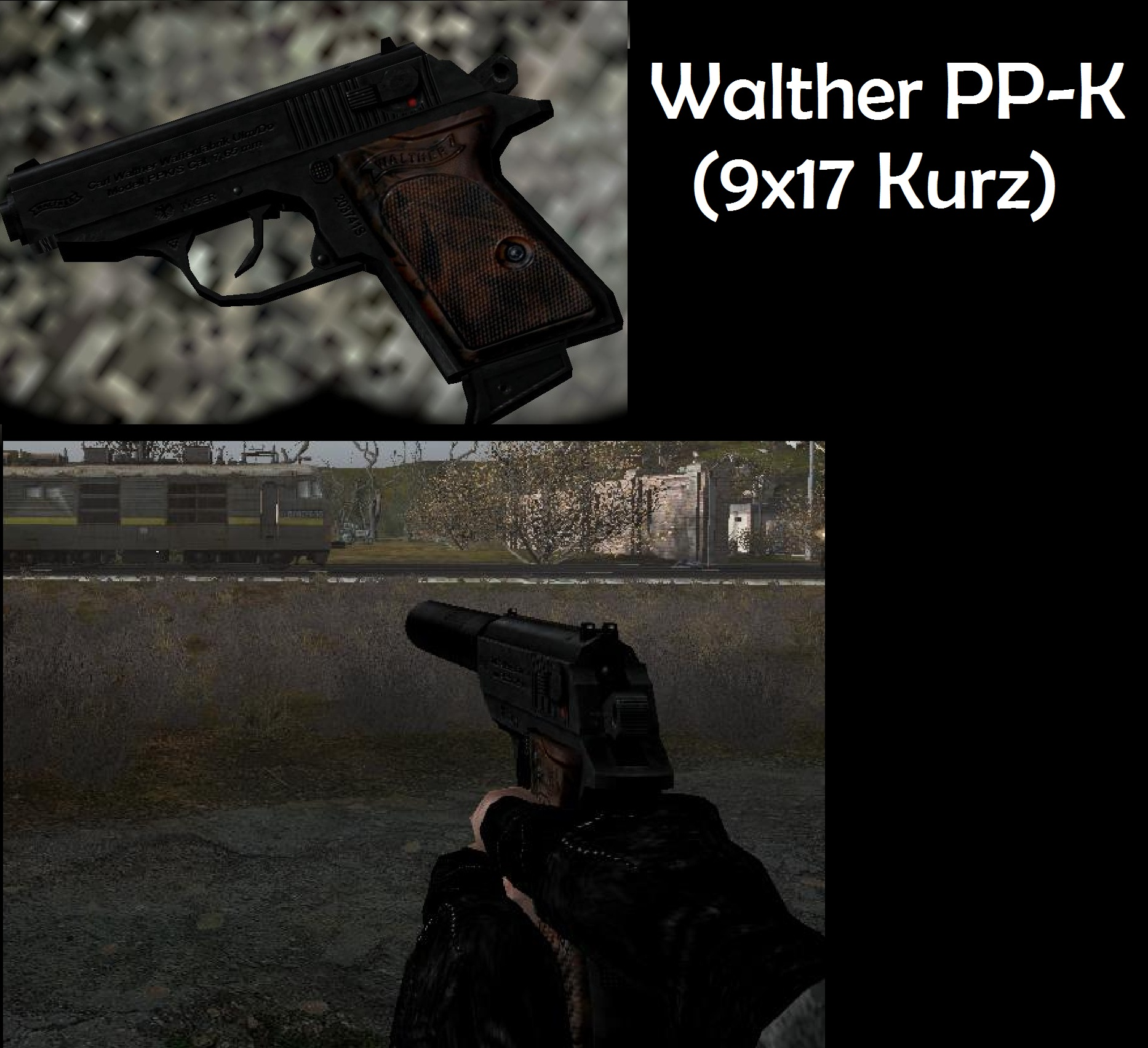 Walther PP K