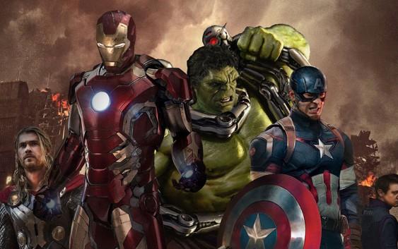 Avengers Age of Ultron (2015) Full Movie Watch Online