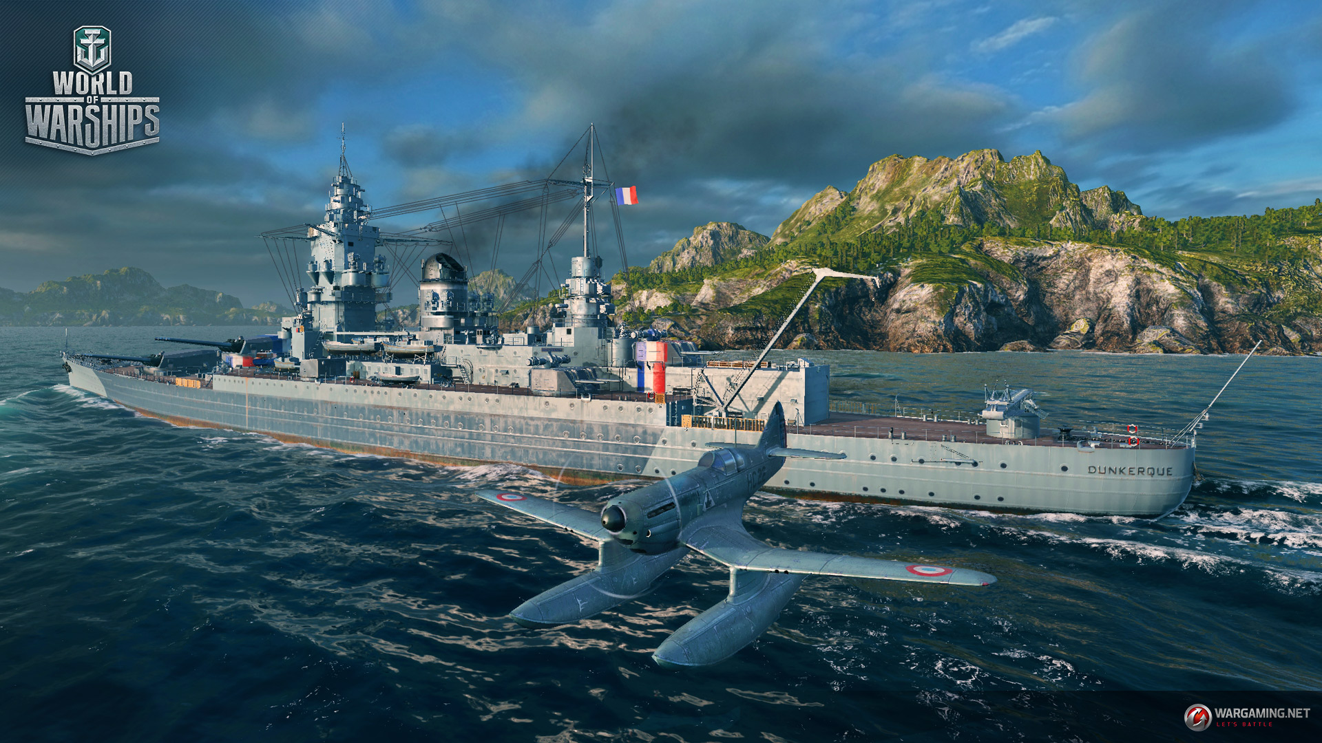 Wows Dunkerque 3
