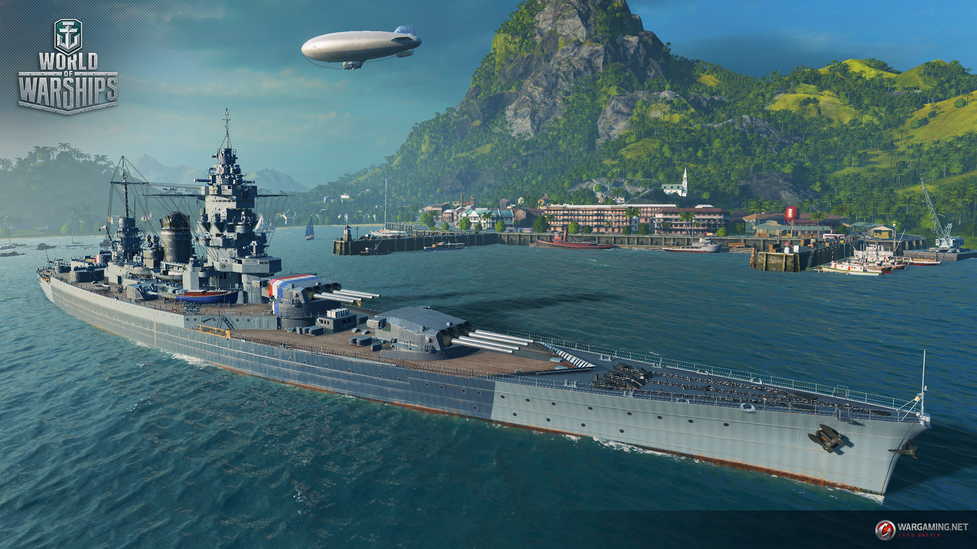 Wows Dunkerque 5