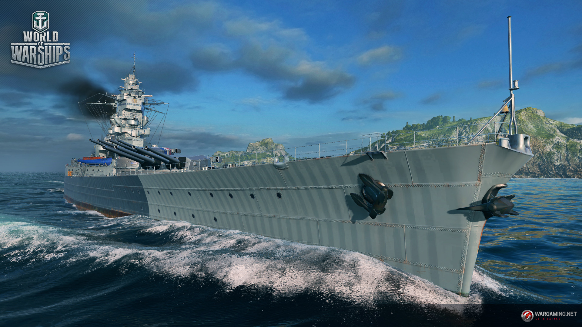 Wows Dunkerque 6