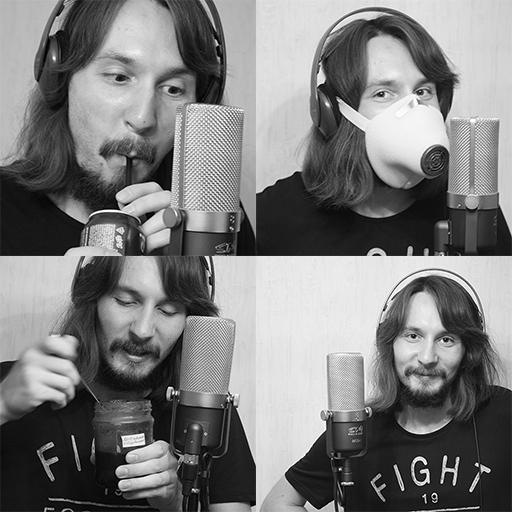 Sounds recording, Roman Lenko
