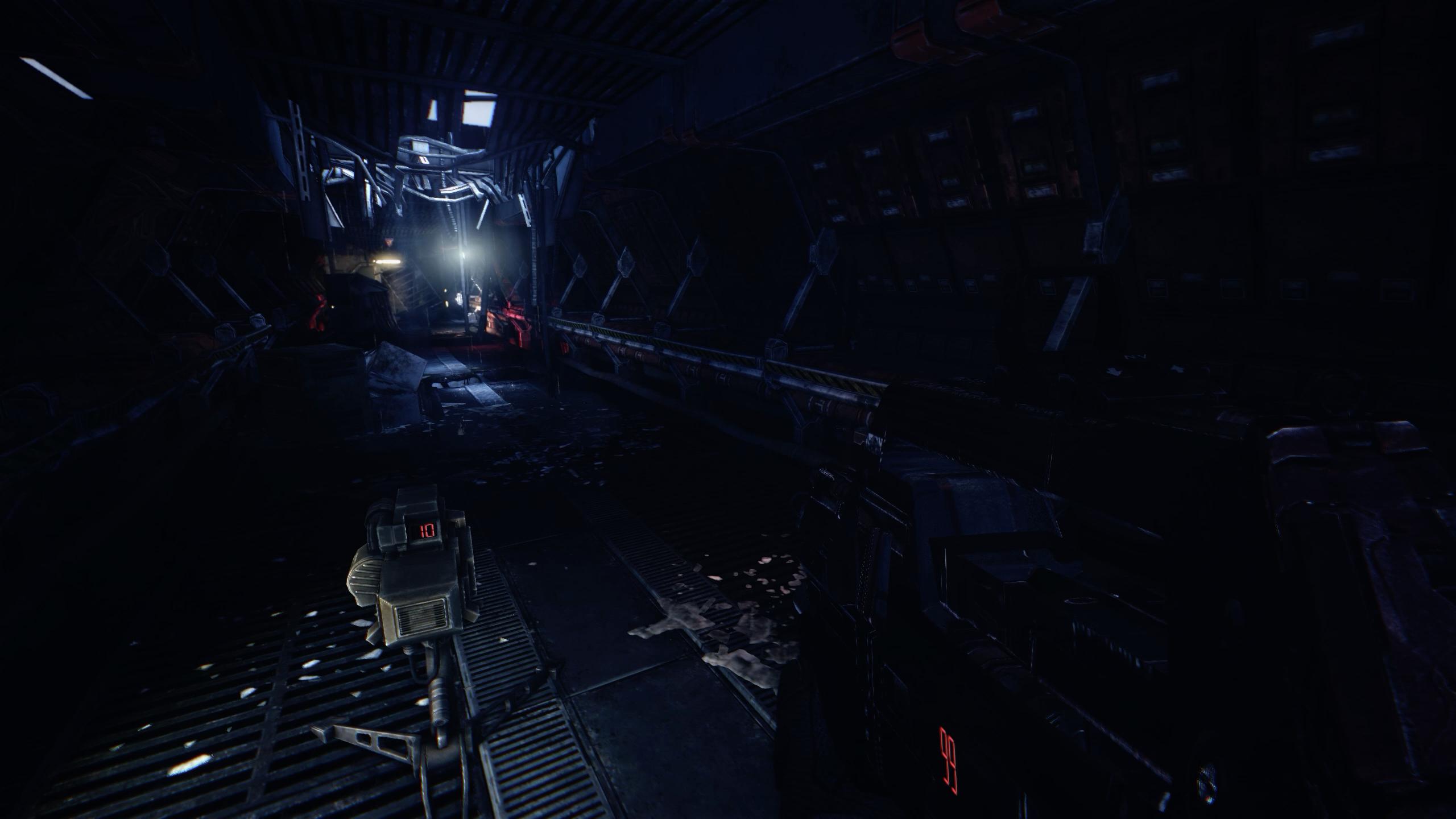 Corridor Turrets - ACM Overhal