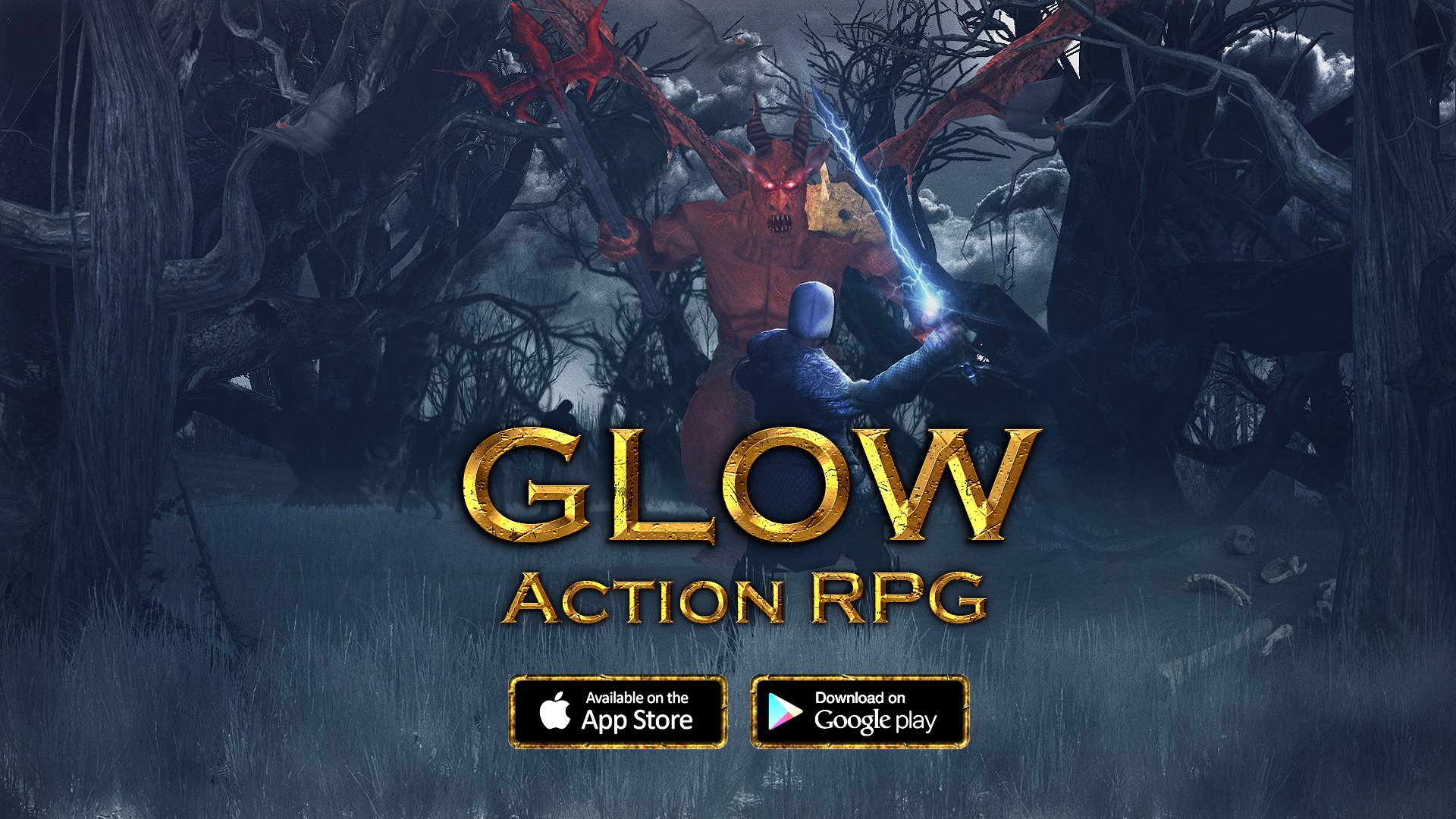 GLOW Mobile RPG Android and iOS Game