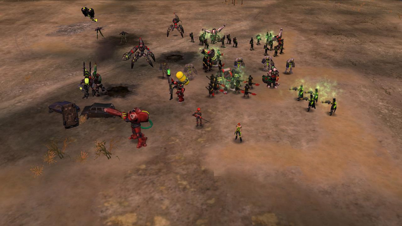 Command Conquer 3 Tiberium Wars 2