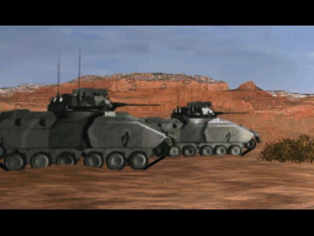 Light Tanks