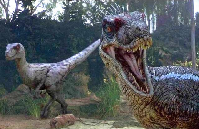 Tiberium Raptors?