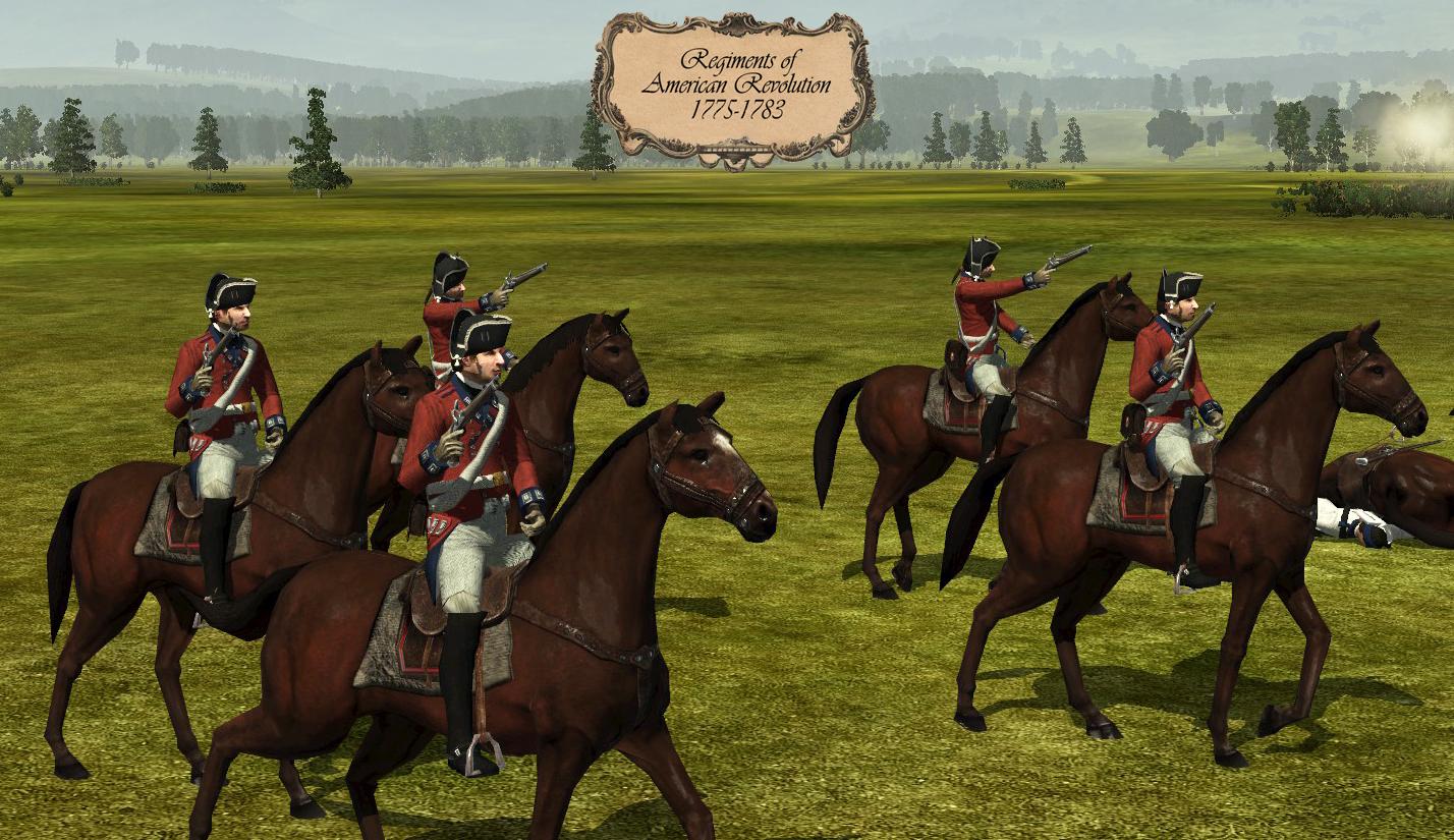 Cavalry Pistols Thumbnail