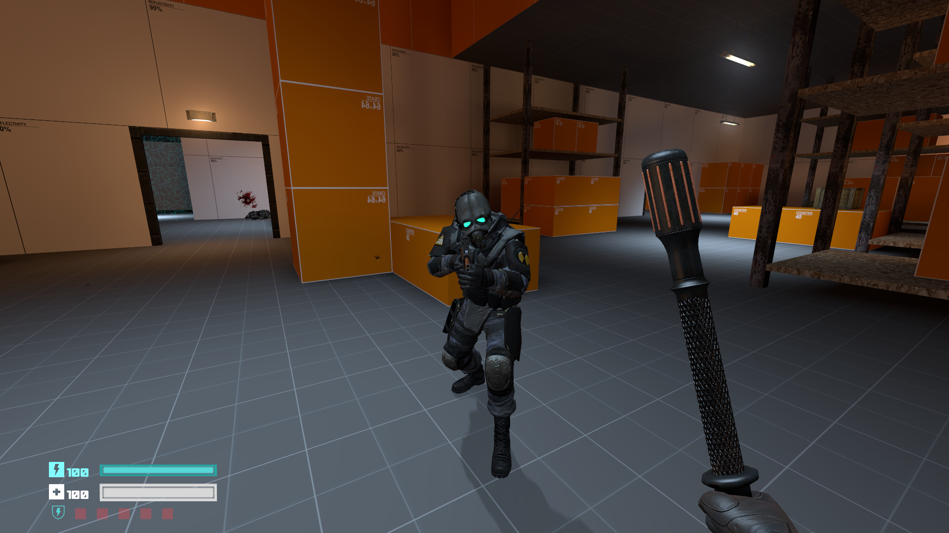 New Soldier Model
