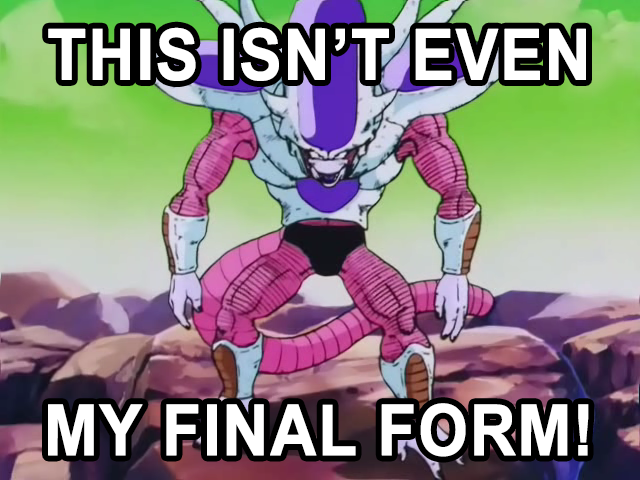 Frieza Third Form copy