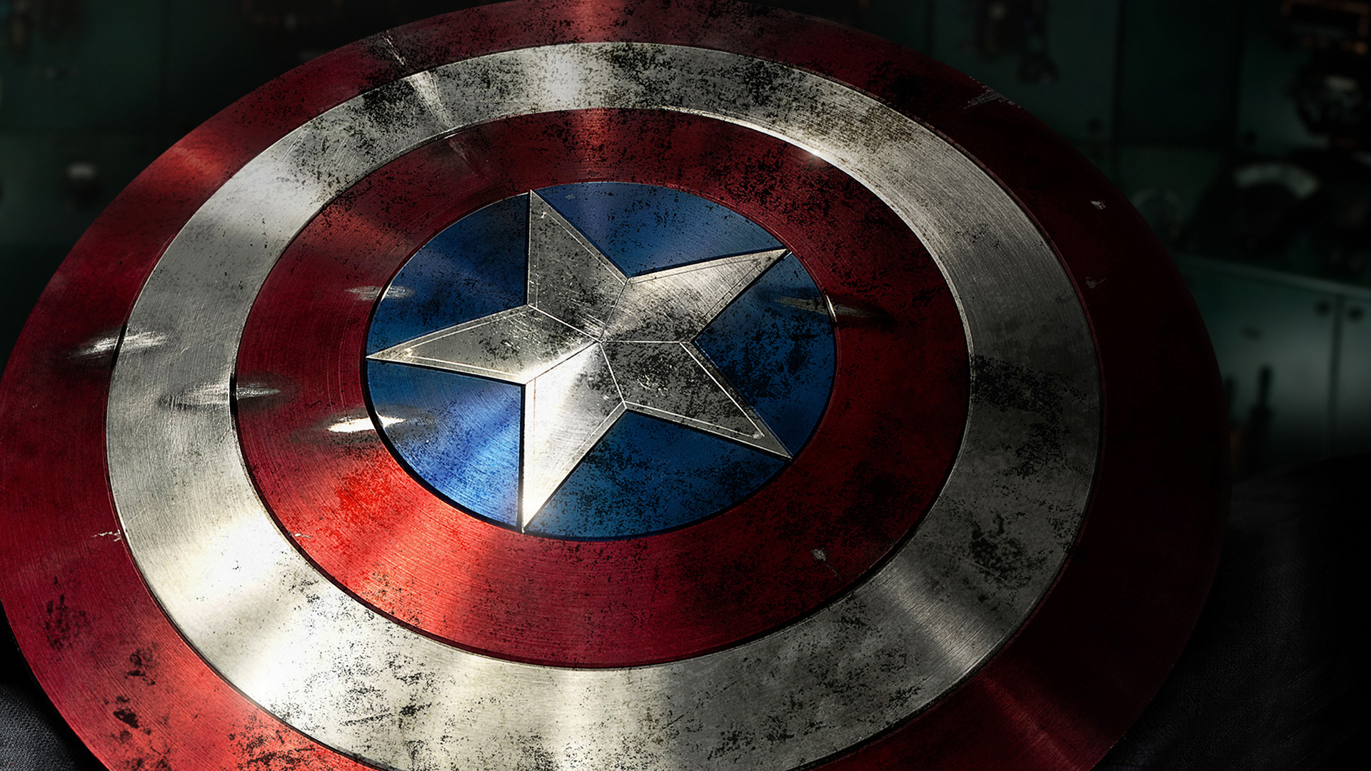 Captain Americas Shield was the primary defensive and offensive weapon used and owned by Steve Rogers The original shield that Rogers carried into battle was made