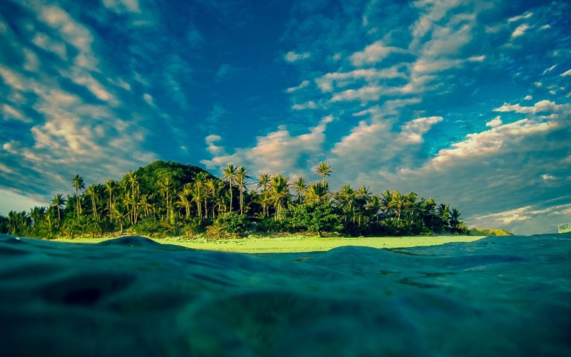 wallpapers with tropical islands