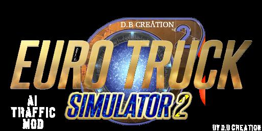AI Traffic Mod by D B Creation for Euro Truck Simulator 2